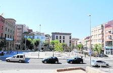 Milloren cruïlles a la travessia de l'N-II a Mollerussa amb un nou carril per evitar embussos