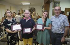 Homenaje a tres entidades de Torà que celebran su aniversario