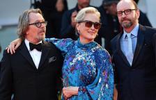 Penélope Cruz i Meryl Streep mostren els seus films a Venècia