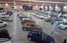 Mercocasión de Fraga preveu vendre més de 50 vehicles