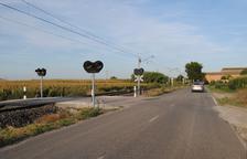 Golmés tindrà un carril bici al vial cap a Mollerussa paral·lel al tren