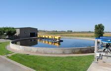 Pla per tractar les aigües residuals a tota la comarca del Pla d'Urgell