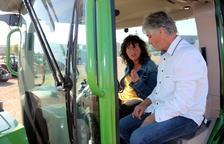 """Jordà hace un llamamiento a los activistas de las granjas a """"sentarse en una mesa"""" por """"reconducir la situación"""""""