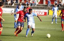 Álex Felip dóna la victòria al Lleida a Olot (0-1)