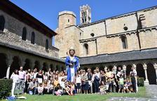 Trobada d'una vintena de persones que es diuen Urgell