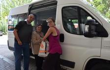 Quejas en La Vansa y Tuixent al temer la supresión del transporte regular