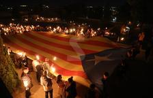 Marxa de Torxes a Lleida / Amado Forrolla