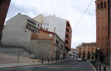 La calle La Creu tendrá un aparcamiento.