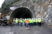 Alcaldes insten la Generalitat a desbloquejar les obres de Tres Ponts