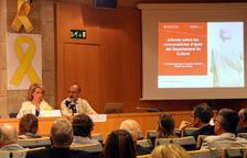 La Generalitat obre per primera vegada a la cultura una convocatòria de fons Feder