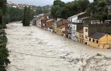 Gota freda amb dos morts, grans destrosses i desenes d'evacuats al sud-est espanyol