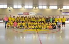 El Vila-sana luce sus equipos