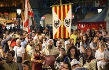 Balaguer cierra una Harpia de récord y Pere III será el eje de la fiesta medieval