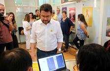 Les bases d'ERC avalen la línia de Junqueras i la lleidatana Vilalta, nova secretària adjunta