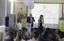 El 25% de joves que s'incorporen al camp a Lleida ho fan després d'haver-se format