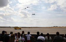 VÍDEO. Més de 20.000 visitants a la Festa al Cel d'Alguaire