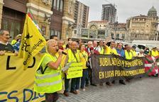 Marcha desde Bilbao a Madrid para reclamar pensiones dignas