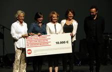 El Música Viva de Vic premia el proyecto de una leridana