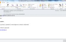 Suplanten e-mails d'ajuntaments de Lleida per propagar virus informàtics