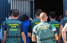 Detinguts 5 responsables de Magrudis per la listeriosi
