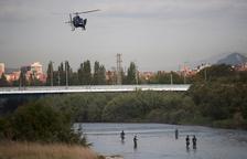 Busquen un nadó a qui el pare va llançar al riu Besòs