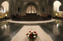 Via lliure per a l'exhumació de Franco