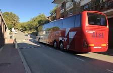 Transport interurbà al Solsonès per portar els nens a l'escola