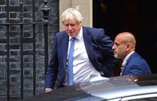 Johnson ve 'rendición' en la ley contra el Brexit