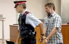 Accepta 12 anys per lligar, agredir i violar l'exparella a Torre-serona