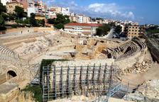 Tanquen l'amfiteatre romà de Tarragona per seguretat