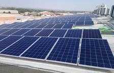 Plaques solars per a l'autoconsum a la potabilitzadora de Bellvís