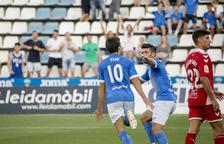 El Lleida ja és líder