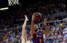 El Barça gana en el estreno en el Palau