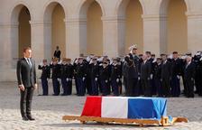 Francia despide con máximos honores al expresidente conservador Jacques Chirac