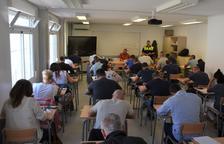 Fins a 31 aspirants per a tres places de policia local de Mollerussa