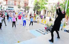 Mollerussa celebra per primera vegada el Dia de la Gent Gran