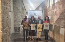 Sexta muestra de quesos artesanos de Ponent en El Palau d'Anglesola
