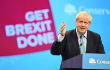 Johnson plantea que Irlanda siga en el mercado único hasta 2025