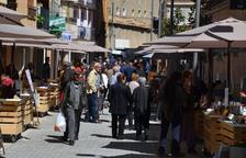 Promotors del mercat Tot d'Aquí d'Artesa exigeixen promoció per no tancar