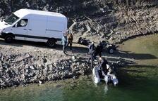 Recreen el crim de Susqueda per delimitar l'escena de l'assassinat