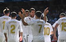 El Madrid gana al Granada pero sigue sin convencer