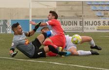 CRÒNICA. Al Lleida només li va faltar el gol