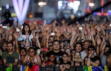 Pink y la brasileña Anitta arrasan en Rock in Río