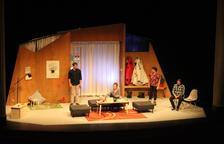 La comedia 'Lapònia' abre el curso teatral de Tàrrega
