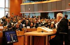 Borrell evita hablar de Catalunya en su examen ante la Eurocámara
