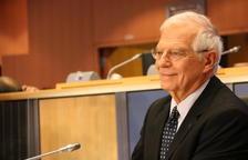 El comitè d'Afers Exteriors de l'Eurocambra avala Josep Borrell com a Alt Representant de la Unió Europea