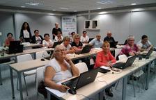 Curs bàsic d'informàtica per a quinze inscrits a Torrefarrera