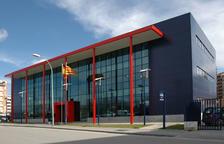 La comissaria dels Mossos a Lleida.