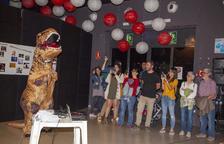 Inauguració de l'exposició a l'Espai MerCAT de Tàrrega.