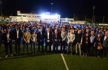 L'AEM presenta els 34 equips i un total de 460 futbolistes